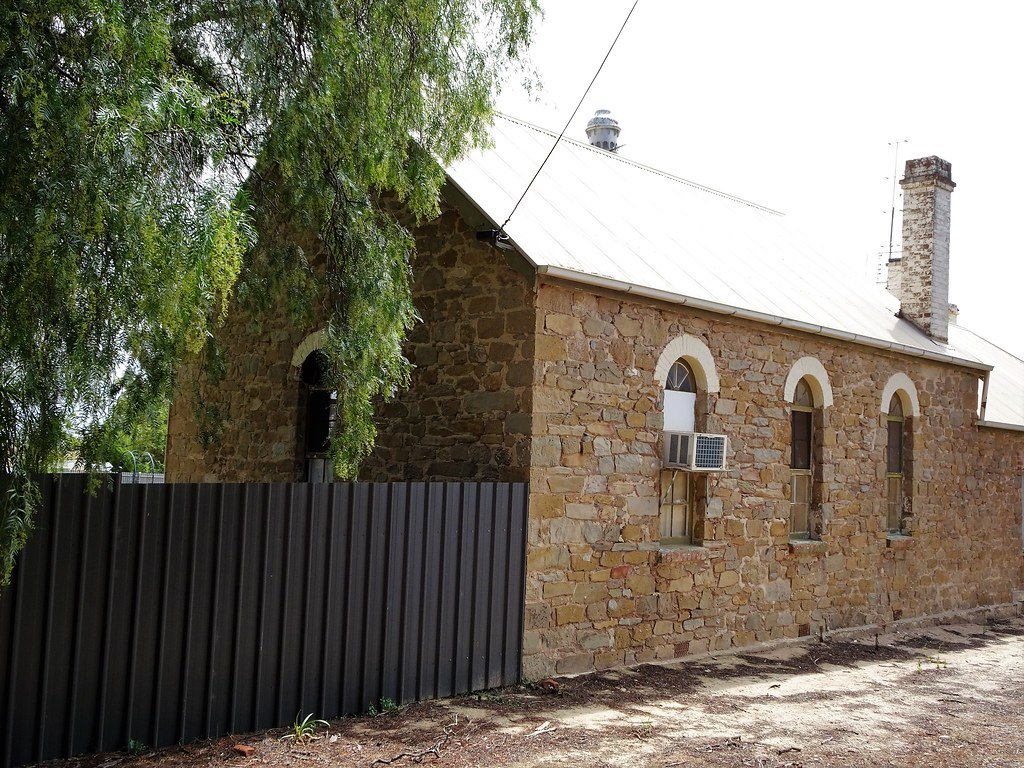 Point Pass. The church like private German school established and built in the town in 1882. In 1891 they petiitoned the government to become a state school. It opened as a state school in 1892 and closed in 1945.