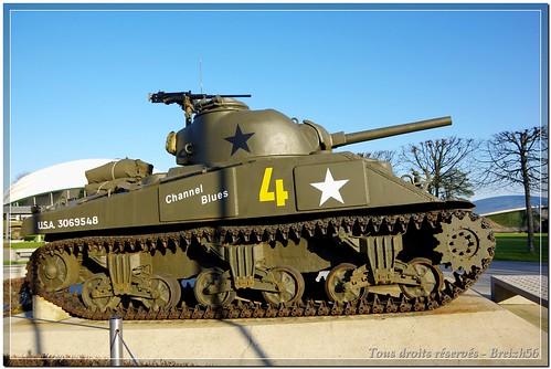 Sherman M4 A4 75