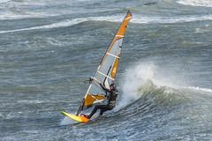 Bigbury on Sea Windsurfers - 1 (Matchman Devon) Tags: bigbury sea windsurfer windsurfers south hams devon doris