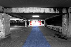 brutalist architecture (Landesfahrer) Tags: uni bochum brutalismus fotokunst kunst fotokünstlerjürgencordt beton brutalistischearchitektur