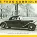 Citroën 7CV Faux-Cabriolet (1934-35)