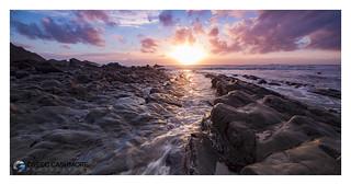 Wellcombe Beach, North Devon.