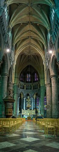"""""""Notre Dame de Dinant"""" church... [Dinant, Belgium - 2017]"""