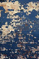 Needs A Fresh Coat (craig_schenk) Tags: winner blue paint wall city urban detail texture abstract canon g9x powershot canong9x patina worn weathered peelingpaint