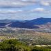 Panorama over Mutare
