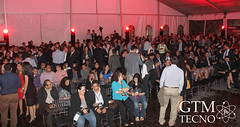 Presentación del Huawei P8 en Guatemala - Noche