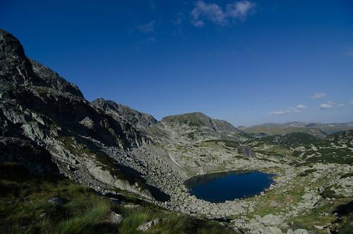 Tihoto lake /  ©  Still ePsiLoN