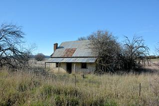 Ruins - Kingsdale, New South Wales, Australia