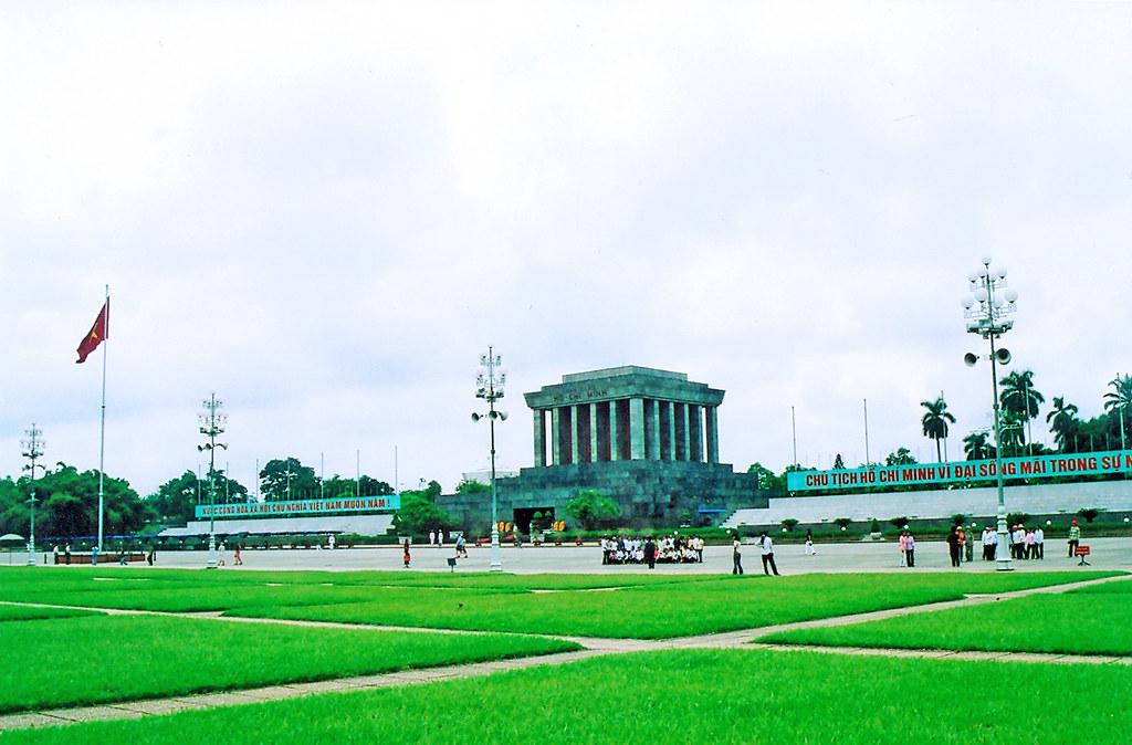 Lăng Hồ Chủ tịch