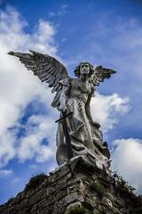Cementerio de Comillas (ex-otico) Tags: