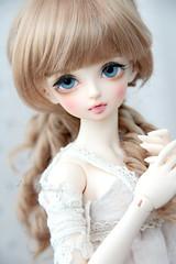 sweet Rin (Dancing*Butterfly) Tags: bjd fairyland rin msd mnf minifee viridianhouse makoeyes