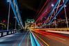 lighttrails3 (Steve J Cottis) Tags: longexposure london night towerbridge river lighttrails tokina1116mm28 nikond5300
