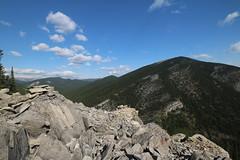 Venting ridge hike Kananaskis country Alberta Canada. (davebloggs007) Tags: white canada kananaskis country hike ridge alberta budda venting