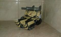 Taurus Alphonse Custom (frameworks6) Tags: robot military mecha mech