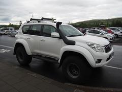 Typichal Icelandic Vehicle!