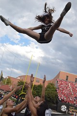 DSC_0705 (bgresham67) Tags: dance team cheerleaders dancers dancer vanderbilt cheer cheerleader cheerleading vanderbiltcheer