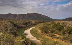 Africa (Fil.ippo) Tags: cloud river landscape southafrica savannah hdr filippo savana d5000 filippobianchi hluluweimfolozipark