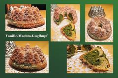 Ja ist denn schon Weihnachten..... (Seahorse-Cologne) Tags: food cake weihnachten essen sweet dreams matcha goodies kuchen torte vanille gugelhupf tannenbäume tannenwald gugl