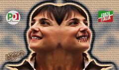 BAVAGLIO & bavaglio (@LuPe) Tags: pd legge privacy bindi speranza intercettazioni bavaglio libertdiinformazione deboraserracchiani