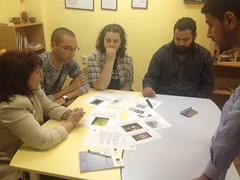 """""""Tolerance – in the past and today"""". Workshop at the National History Museum, Sofia/Bularia opens launched a series of initiatives and events implemented under the slogan """"One object – many visions – EuroVision"""" • <a style=""""font-size:0.8em;"""" href=""""http://www.flickr.com/photos/109442170@N03/21625079198/"""" target=""""_blank"""">View on Flickr</a>"""