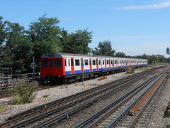 D78 Stock (ee20213) Tags: 7100 londonunderground districtline piccadillyline londontransport lul turnhamgreen d78stock