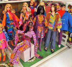 DIG THAT SCENE, MAN... (ModBarbieLover) Tags: 1971 mod action live ken barbie pj