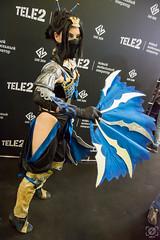 DSC_5214 (Russian_Panda) Tags: cosplay russia moscow mortal kombat kitana