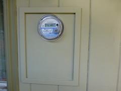 "New ""Smart"" Meter (arrowlakelass) Tags: smart power electricity meter fortis p1390373"