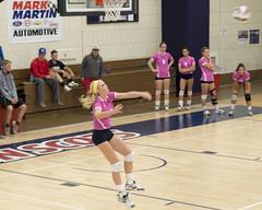 DAVE1745 (David J. Thomas) Tags: sports athletics women volleyball arkansas scots batesville lyoncollege philandersmithcollege
