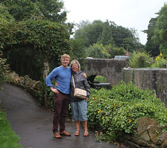 Photo of James and Bev at Bruton