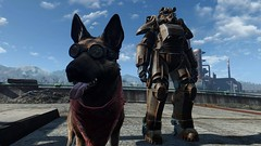 Fallout4 - Lone Wander's best friend ... (tend2it) Tags: game pc screenshot friend 4 nuclear xbox best mans rpg future lone dogmeat wanderer apocalyptic fallout injector postprocessing ps4 reshade fallout4 screenarchery