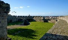 Praa de armas do castelo (vmribeiro.net) Tags: santa castle portugal geotagged maria sony feira castelo aveiro prt a350 geo:lat=4092116182 geo:lon=854276866