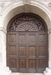 Krakov, dveře (1) (ladabar) Tags: door doorway kraków krakau krakov dveře