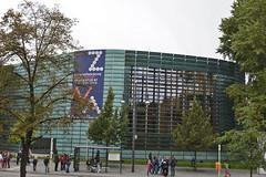 2013.09.25.015 BERLIN -  Kemperplatz - le philarmonie de Berlin (alainmichot93) Tags: street berlin architecture deutschland strasse rue allemagne immeuble tourdeville 2013