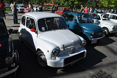 Fiat 600 Abarth (TAPS91) Tags: fiat solo 600 cuore abarth 2 raduno carburatore