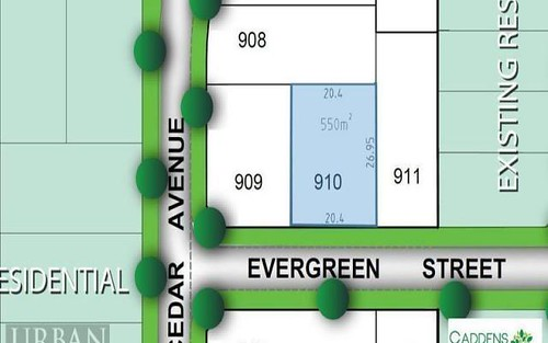Lot 910 Evergreen Ave, Claremont Meadows NSW