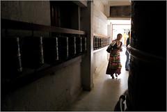 woman from kullu, rewalsar (nevil zaveri (thank you for 10 million+ views :)) Tags: people woman india silhouette photography photo blog hp women shoes worship photographer photos traditional prayer stock images photographs photograph tibetan zaveri himachal kullu stilettos stockimages pradesh prayerwheels nevil rewalsar nevilzaveri