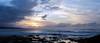 sunset Punta del Hidalgo_pan (kurbeltreter20) Tags: cloud sunset ocean light blue orange golden puntadelhidalgo tenerife spain