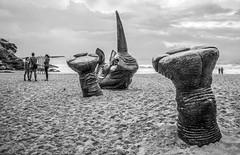 Almost Gone (Manny Esguerra) Tags: sculptures outdoors sculpturebythesea