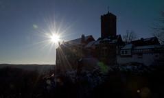 Wartburg, Eisenach (Sven Dube - Fotodesign) Tags: wartburg eisenach winter thüringen