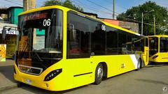 Yellow Arrow of the South (rnrngrc) Tags: muntinlupa metromanila philippines ph rrcgtransport premiump2pbusservice p2p 06 autodelta volvo b7rle 7900 sunwin swb6128v d7e d7e290 philippinebusphotographersassociation pbpa