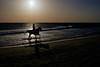 Midnight Cowboy (fruizh) Tags: silueta contraluz caballos puestadesol 2016 fruizh elpalmar