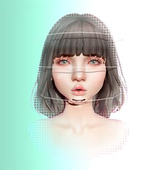 """""""Catwaing"""" (Coffee ♥ Biscuit) Tags: secondlife mesh meshhead catwa catya bento boataom odyle minahair enfersombre demo shape myshape coffeebreak coffeebiscuit coffee crybaby"""