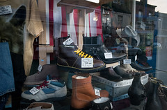 the original monkey boot (blackpool in colour) Tags: blackpool lancashire bondstreet docmartens taylorswesternwearltd 2017 365 levis cowboyboots