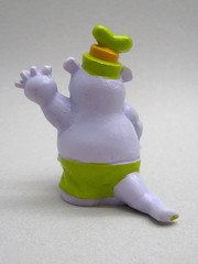 Alan Anteater (The Moog Image Dump) Tags: alan anteater ant eater kelloggs toy figure coco friends purple lilac cute kawaii 1988 promo collectable