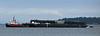Seaspan Queen ~ Nanaimo Harbour (Chris City) Tags: train railway railroad barge tug tugboat shortline harbour sry svi en icf amt seaspan nanaimo vancouverisland