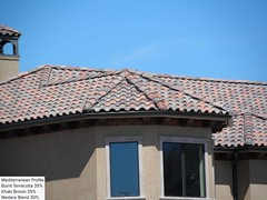 7 Post n Paddock Rd Frisco TX (5) (Crown Roof Tile TX) Tags: mediterranean spanish concrete roof tile tiles crown roofs roofing architecture building