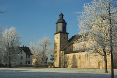 Klosterkirche Lippoldsberg (ute_hartmann) Tags: