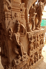 Trichy Ranganathaswamy Temple 137 (David OMalley) Tags: india indian tamil nadu subcontinent trichy sri ranganathaswamy temple srirangam thiruvarangam gopuram chola empire dynasty rajendra hindu hinduism unesco world heritage site ranganatha vishnu canon g7x mark ii canong7xmarkii
