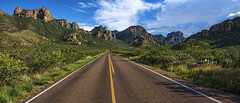 Road to Chisos
